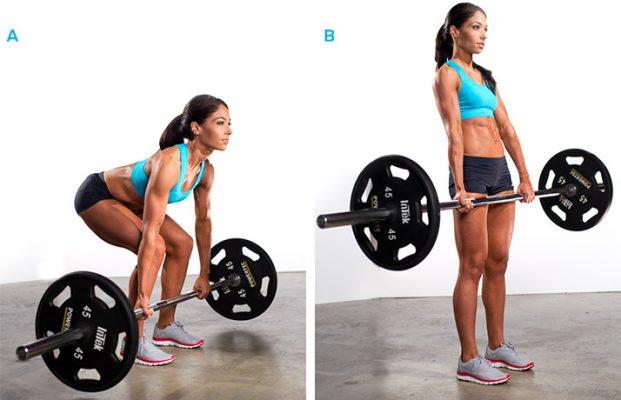 Deadlift giúp tạo sức mạnh toàn diện cơ thể, kéo dài giới hạn thể lực