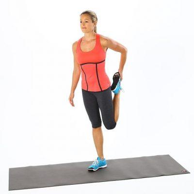 Động tác căng cơ bàn chân