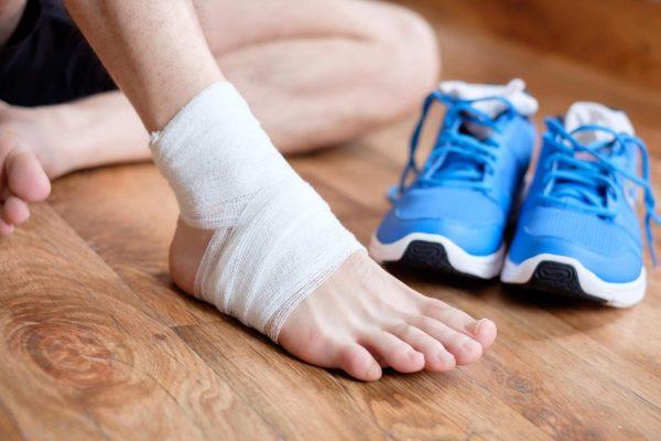 Khi gặp chấn thương, hãy tìm đến bác sĩ được nhận được sự tư vấn